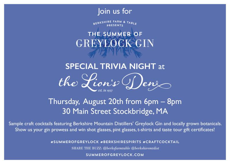 2015-August-RLI-Greylock Lion's Den Trivia Postcard